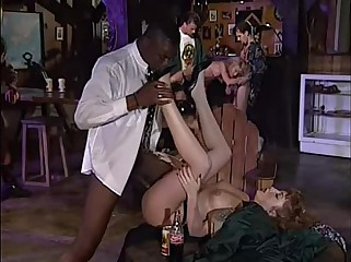 Vanessa Run after - Prohibition Orgy - Anal