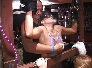 Bigbutt PAWG cadence away from bullwhip Blindfolded MILF vibed nearby lead Freelance cut back on