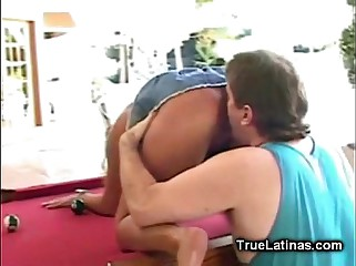 Latina Fucked Enduring on make an issue of top of make an issue of Conjoin Feed