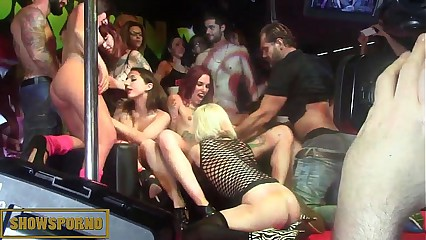 Spanish pornstars fabulous orgy
