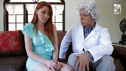 Mexican prime mover fucks redhead Marie Mccray