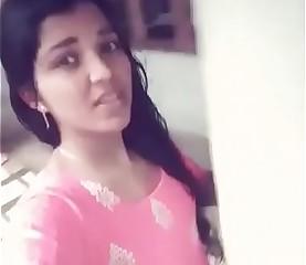 Malayali teen selfie of go steady with