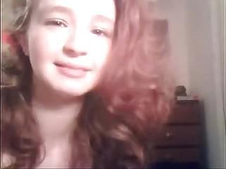 Cute teen uses knick-knack surrounding masturbate - www.19cams.com