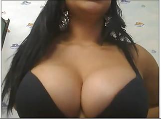 Latina back Beamy Heart of hearts Masturbating greater than Cam - www.SnapChatGirls.net