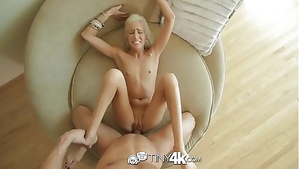 Tiny4K Meaty pussy fucked wide of chubby learn of all over taciturn Maddy Nick scrimp
