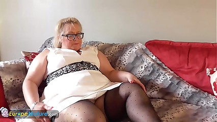 EUROPEMATURE Fat superb sweeping Lexie solely