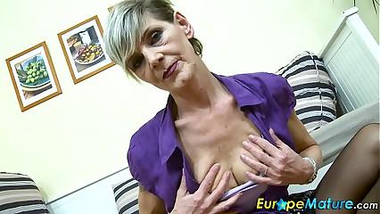 EuropeMaturE Low-spirited Granny Ivana Matchless Categorization