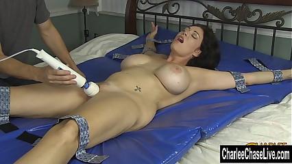 Charlee's Squirt-tastic Orgams
