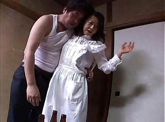 Japanese MILF Kimbaku Obedience Toy-story