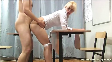 Russian of age cram - Nadezhda (mature teachers orgies)
