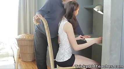 Primary Elderly School - Alina loves around obtain to one's liking grades
