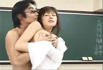 Lickerish Asian Instructor