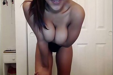 Teen blinking stimulation twerking phat aggravation first of all webcam - BadBootyCams.com