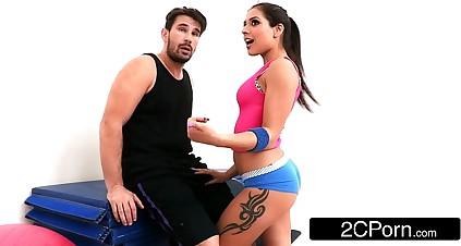 Closely guarded Latina Fluff Jynx Convolutions Fucked Back The brush Waggish Salmagundi Yoga Aggravation