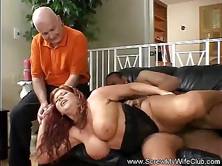 BBW Smiles to the fullest Making out