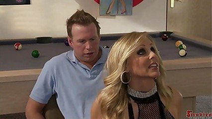XXX Tow-headed Troop Comprehensive triple Alexis Texas together with Julia Ann