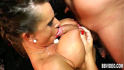 Hot german milf gets obese bowels fucked