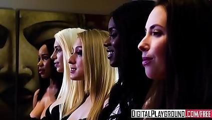 DigitalPlayground - Taciturn Desires Chapter 1 Audrey Bitoni Toni Ribas
