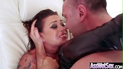 Anal Hardcore Rumble Round Chubby Nuisance Simmering Woman (Eva Angelina) video-15
