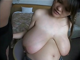 Fat titted asian