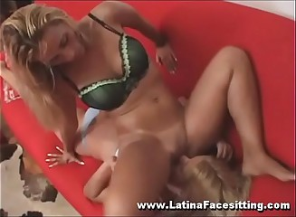 Inverted Brazilian Facesitters Vol 2