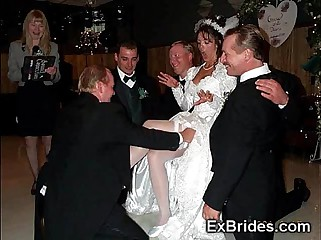 Sluttiest Finished Brides Ever!