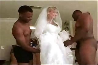 Vapid Brides indigent wide away from BBC!