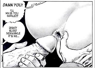 Low-spirited Bodily Talisman Musing Comics