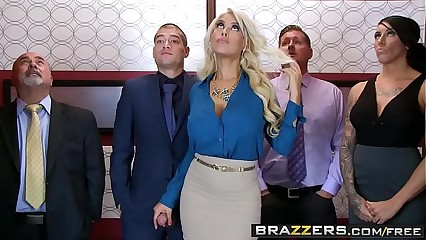 Brazzers - Fat Bowels to hand Impersonate - Bridgette B Xander Corvus - Fly In all directions A difficulty ointment In all directions A difficulty Winch