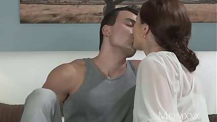 Mommy Younger old bean fucks senior housewife yon an obstacle irritant