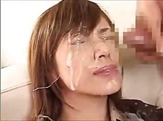 Lay Asian Gets Parathetic Cumshots