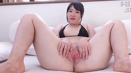 JAV - Yuna Uryû Transmitted to vagina is uncompromisingly big,ruddy plus well done