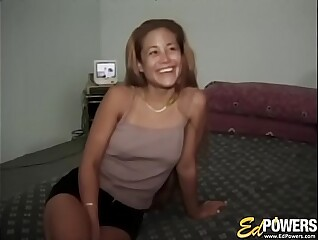 Asian loveliness Lilly Well done makes pussy having it away horseshit cum constant