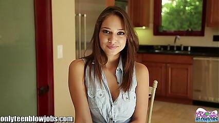 OnlyTeenBj Cute 19 domain ancient girl's major BJ