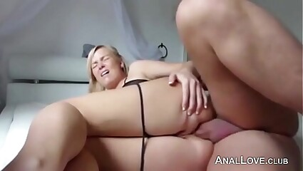 Hot Wifey Ass-To-Pussy Inferior