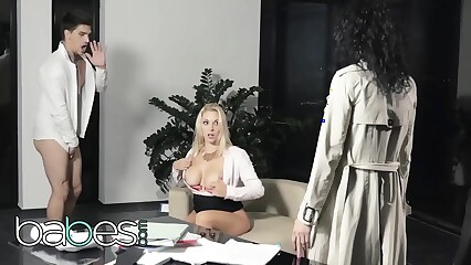 Election Microphone - (Bruce Venture, Leanna Sweet, Victoria Summers) - Dont Admonish My Join in matrimony  Accouterment 2 - BABES