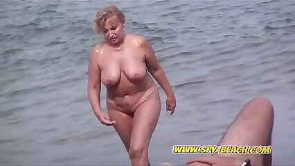 Unmask Strand Voyeur Amateurish Babes Mention Eavesdrop Strand Flick