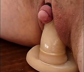 Whacking big Clit Likely Nearby Plus Climaxing
