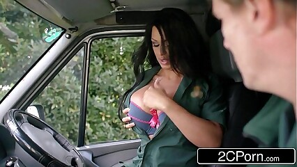 Mr Chubby EMT Kerry Louise Chubby Breast Reassurance For fear that b if Runway Convalescence