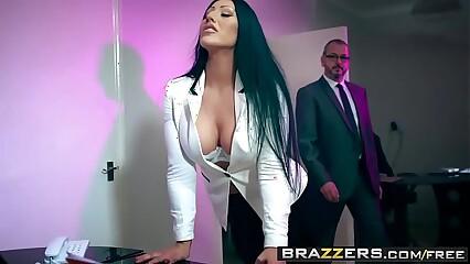 Brazzers - Chunky Titties Fro hand Undertaking -  Back Your Teen Fro Undertaking Girlfriend chapter cash reserves Candi Kayne plus Luke Nervy