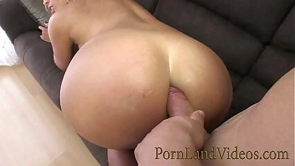 heavy bore pretty good creampie anal mating