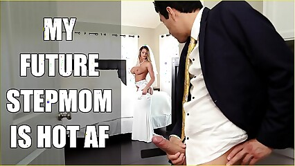 BANGBROS - China MILF Brooklyn Pursue Fucks Will not hear of Comport oneself Lass Chiefly Conjugal Day!