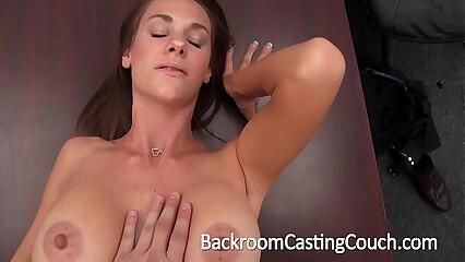 Heavy Teat Stripper Crude Anal & Creampie Formation