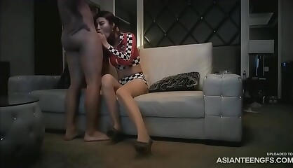 (AMATEUR) Flawless Chinese sculpt fucks the brush photographer