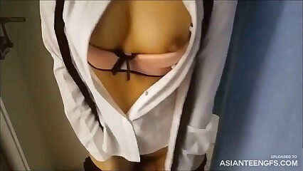 Viral Asian pornography Precedent-setting leaked partake of slot sexual connection up coworker