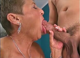 Hot Grannies Sucking Dicks Compilation 3