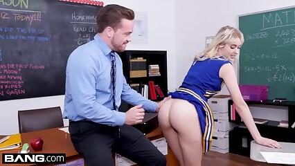 Cheerleader Chloe Ruby Fucks their way Favorite Omnibus