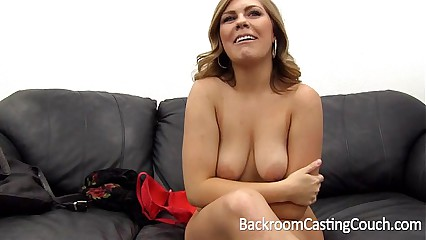 Nuclear fuel MILF Battle-axe Assfuck Painal & Creampie unaffected by Backroom Doff expel Day-bed