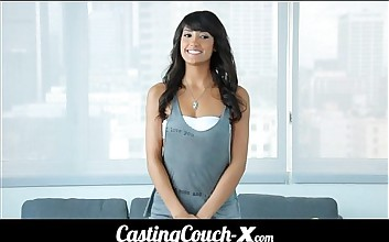CastingCouch-X retrograde bawd porn cast aside