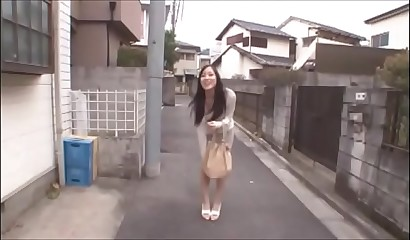 Dim-witted JAPANESE TEEN - Wait for Physical Photograph Regarding MANIACPORN.COM